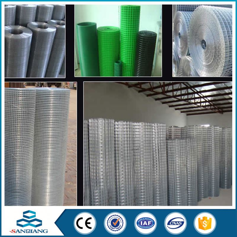 5x5 galvanized welded wire mesh fence panels for sale