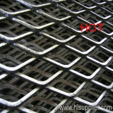Industrial Diamond Steel Mesh