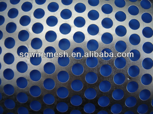 China Best Quality Perforated Metal Sheet