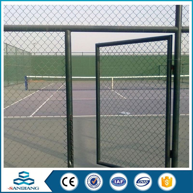 china factory supplying electric galvanised temporary grassland field fence