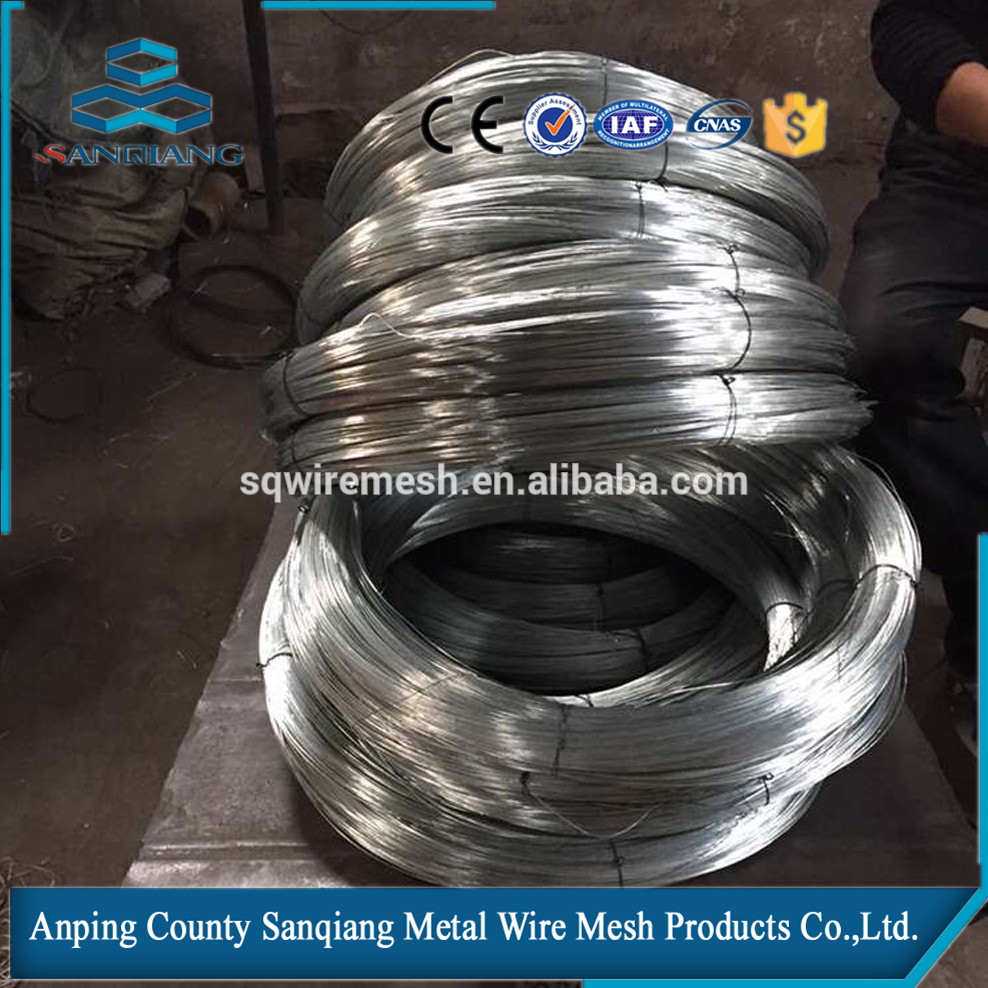 Lower Price! High Quality! Galvanized Wire Factory