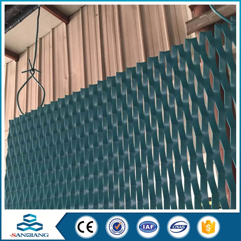 best sell light oxidation aluminum expanded metal mesh