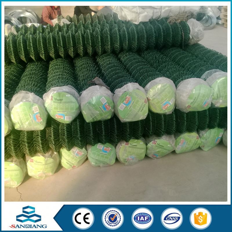 new product used chain link fence panel for sale