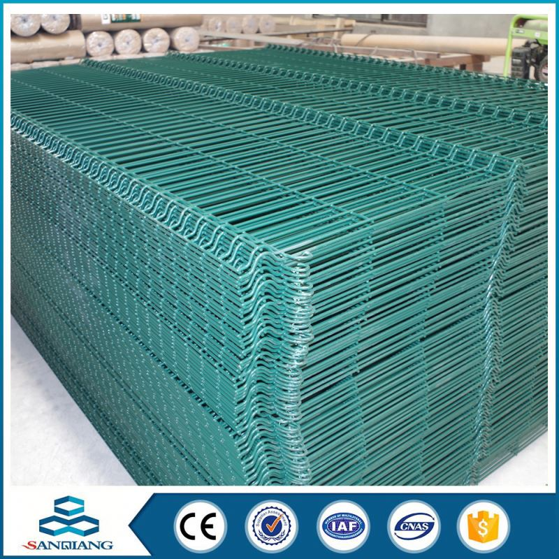 china factory cheap price concertina triangle bending wire fence