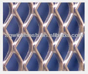 HOT-dipped galvanized expanded metal mesh