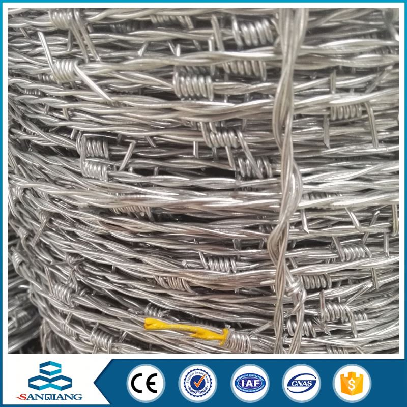 china wholesale custom best quality 2.5mm electric galvanized concertina barbed wire