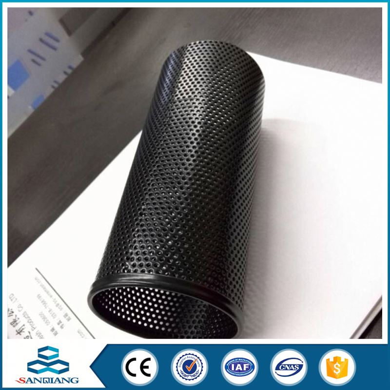 non-slip perforated metal mesh sheet for refrigeration equipment
