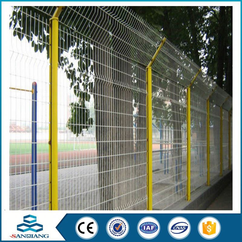Supplier Stability Reliable Quality cheap metal wire fences security metal wire