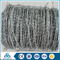 factory price cheap galvanized barbed wire price per roll kenya