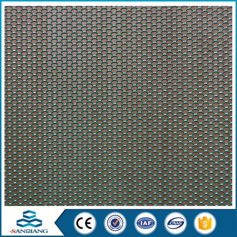 Quality Guaranteed best price low carbon iron 321 expanded metal mesh factory from china