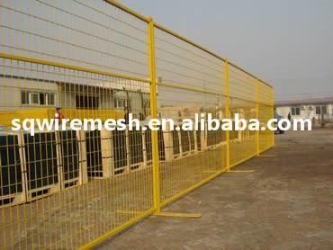 Canada Temporary fence/High quality Temporary Fence