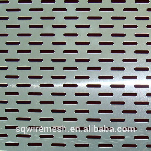 galvanized or Aluminum preforated metal mesh directly factory