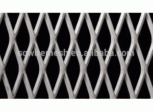 galvanized aluminum expanded metal mesh(factory)