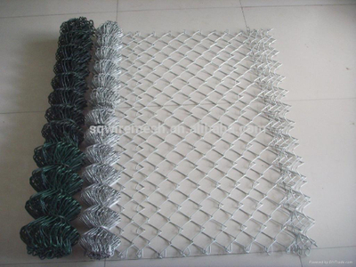 high quality stainless steel chain link fence(professional manufacture)