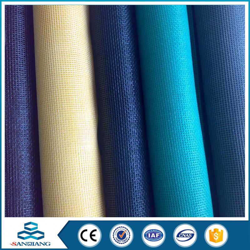 2016 High Quality aluminum house insect screen window netting material