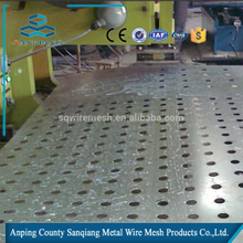 20year's experience perforated metal mesh factory