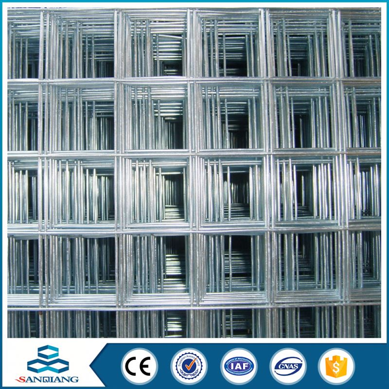 "hot dipped galvanized green pvc welded wire mesh panel 2""*4"""
