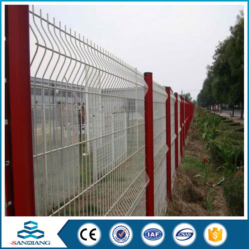 Top Level Fine Price powder coated cheap fences security