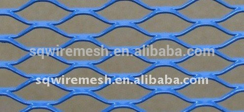 SanQiang square Expanded Metal Mesh