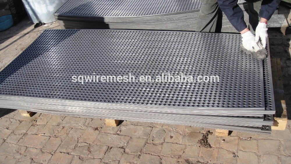 Square/ Round Holes Perforated Metal Mesh/Stainless steel/aluminum/galvanized sheets