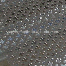 SQ low-carbon steel perforated metal sheet