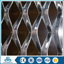 aluminum expanded metal steel mesh extrusion profiles for windows and doors