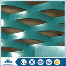 aluminum cladding expanded metal wire mesh