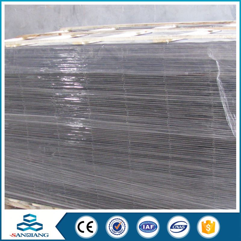 3.5mm wire diameter pvc galvanized welded wire mesh panel price from china