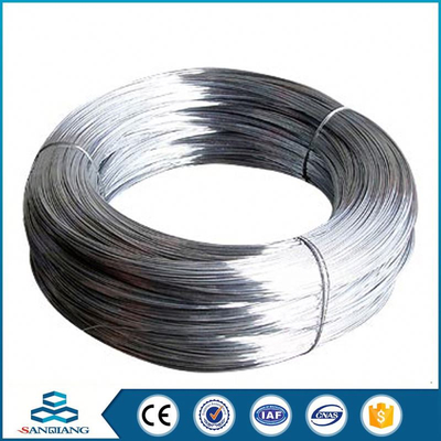 1.6mm high tensile galvanized iron wire price