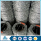 chinese manufacturer 2-point galvanized barbed wire weight size
