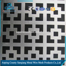 2016 NEW QUALITY perforated wire mesh-SQ