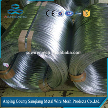 Big Discount! Galvanized Wire Factory!!!
