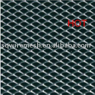 Expanded Aluminum Metal with Standard Rhombic Shaped (Factory)